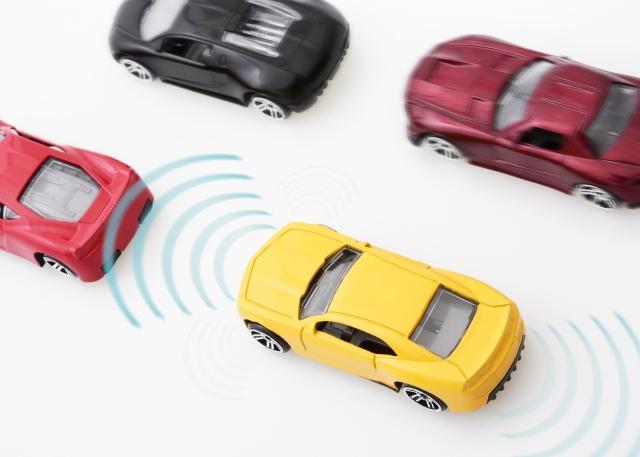 自動車 安全装置 自動ブレーキ