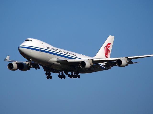 中国国際航空 旅客機
