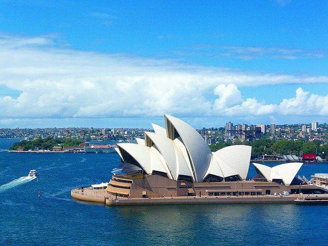 シドニー オペラ