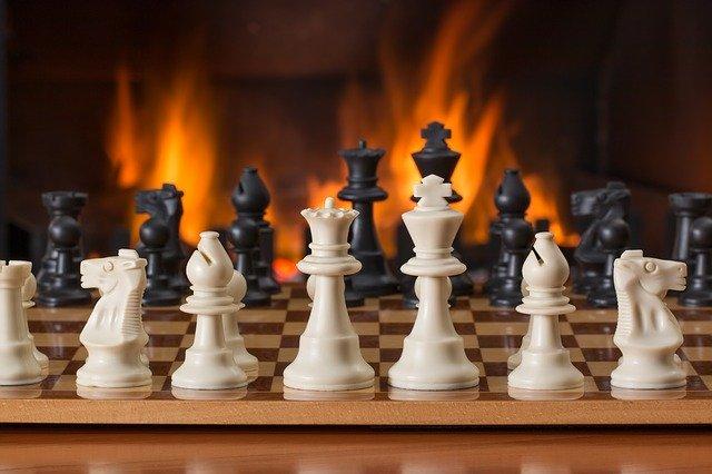 チェスの勝負