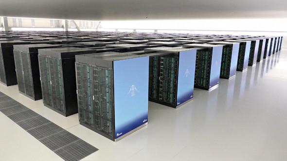 スーパーコンピューター富岳