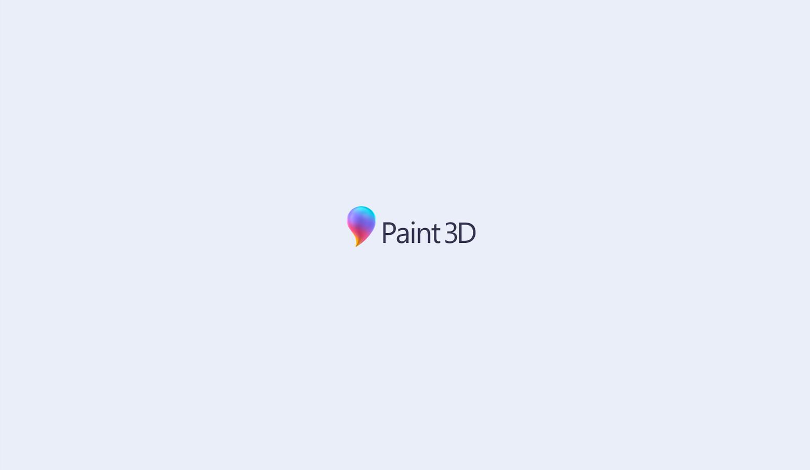 Paint3D(ペイント3D)
