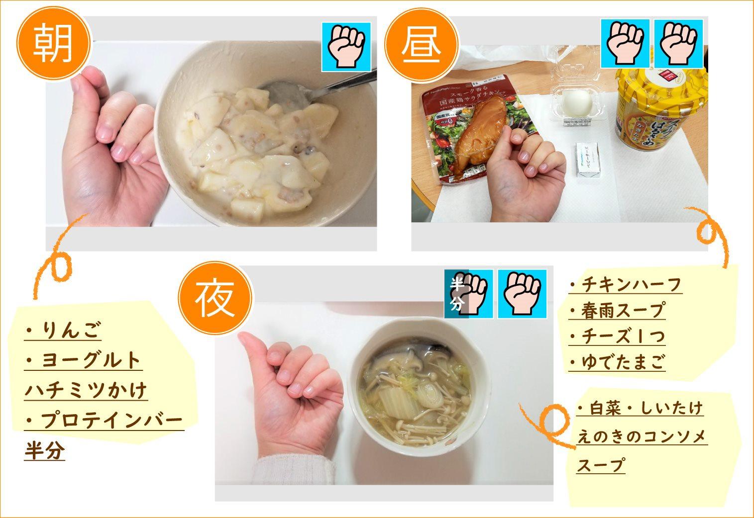 糖質制限 ダイエットメニュー記録【3週間目】\腸内環境を整えよう/