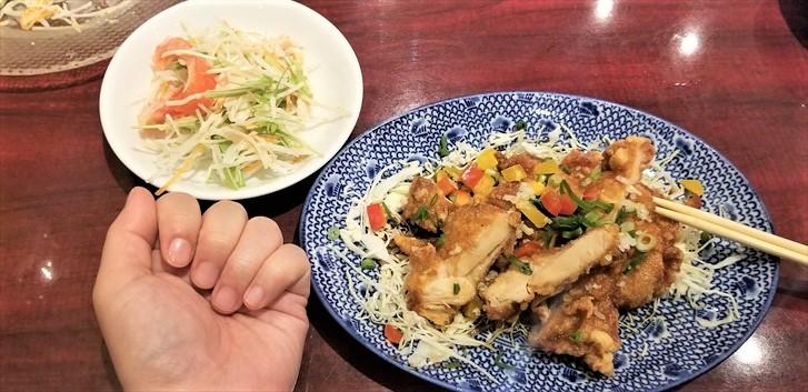 【錦糸町】オリナスモール4F 中華料理「風龍」に行ってみた