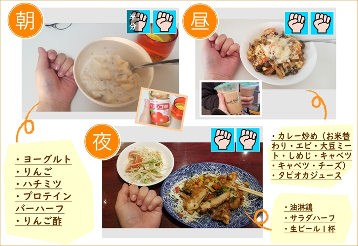 糖質制限 ダイエットメニュー記録【6週間目】\腸内環境を整えよう/