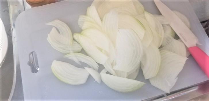 【糖質制限ダイエット】たまねぎたっぷりシンプルすき焼きレシピ#006