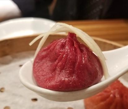 【グルメ】パラダイス ダイナシティ 銀座、一度は食べたい 8色小籠包!