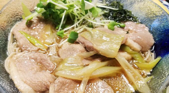 【成城学園前 ランチ】和食『津田園本店』冷たいお蕎麦で夏を乗り切る!