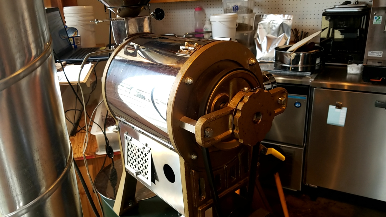 【川越 観光】街のカフェ屋さんで冷たいアイスコーヒーをいただく