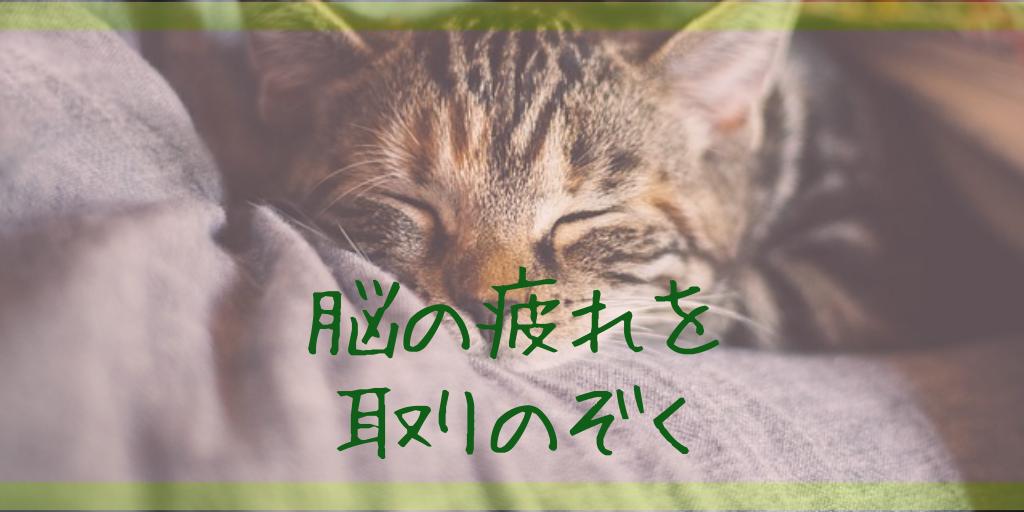 疲れやすい・疲れが取れない原因は脳かも?解消法もご紹介 脳科学×瞑想 最高の休息法