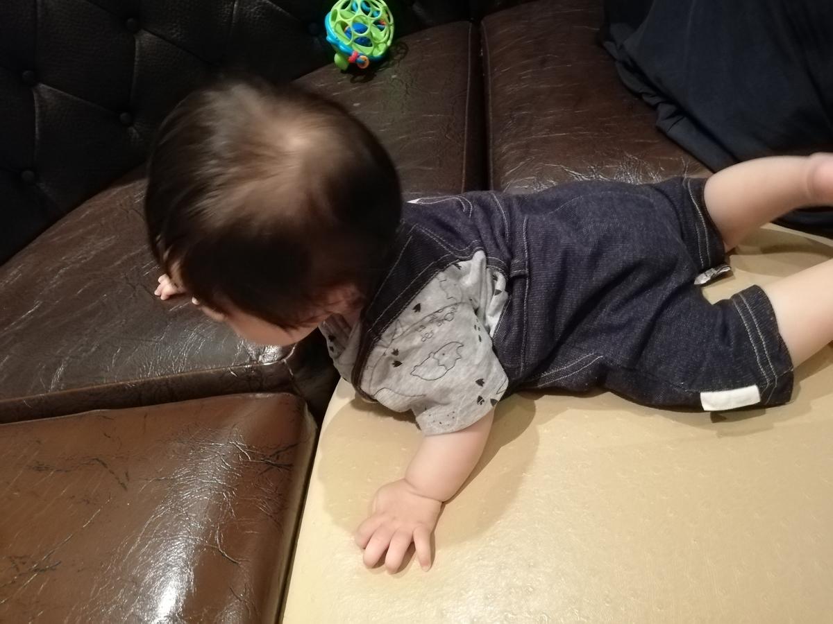 赤ちゃん連れに優しすぎるパセラ!ママ安心のまったりスポット