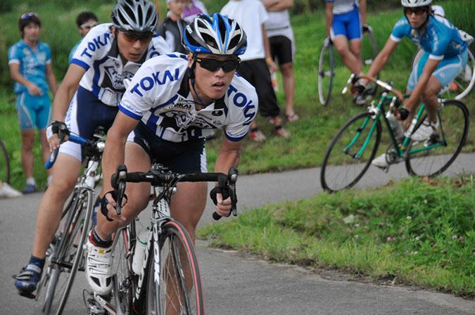 2011-09-13 - 東海大学 自転車部...