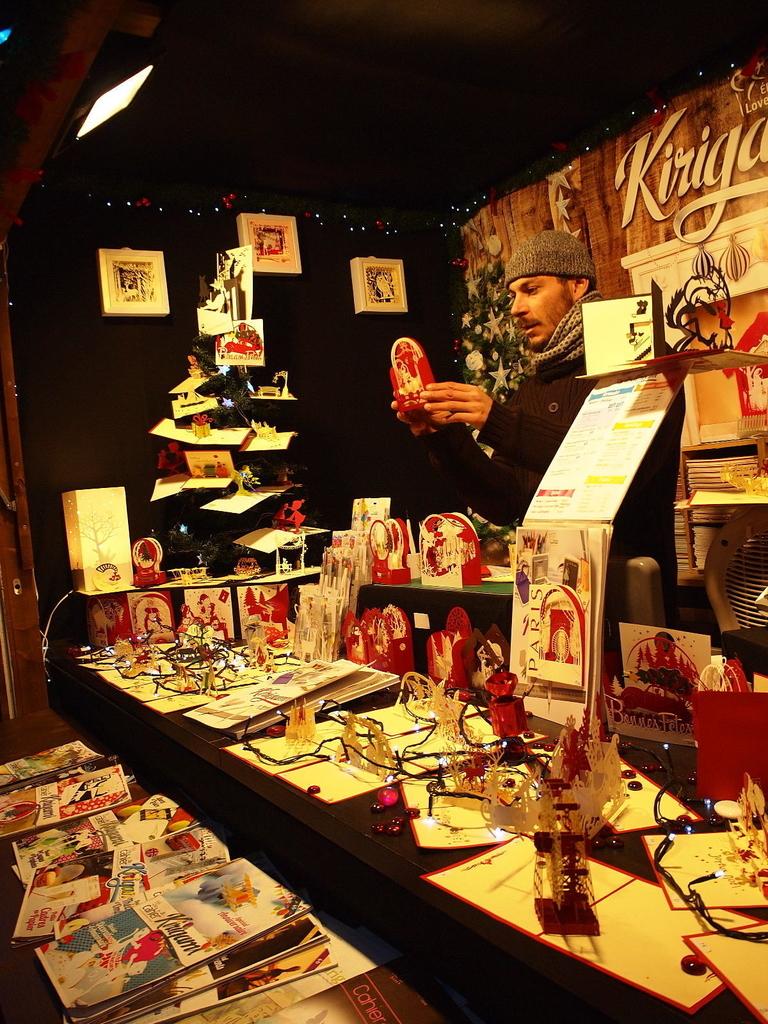 コルマール/クリスマスマーケット