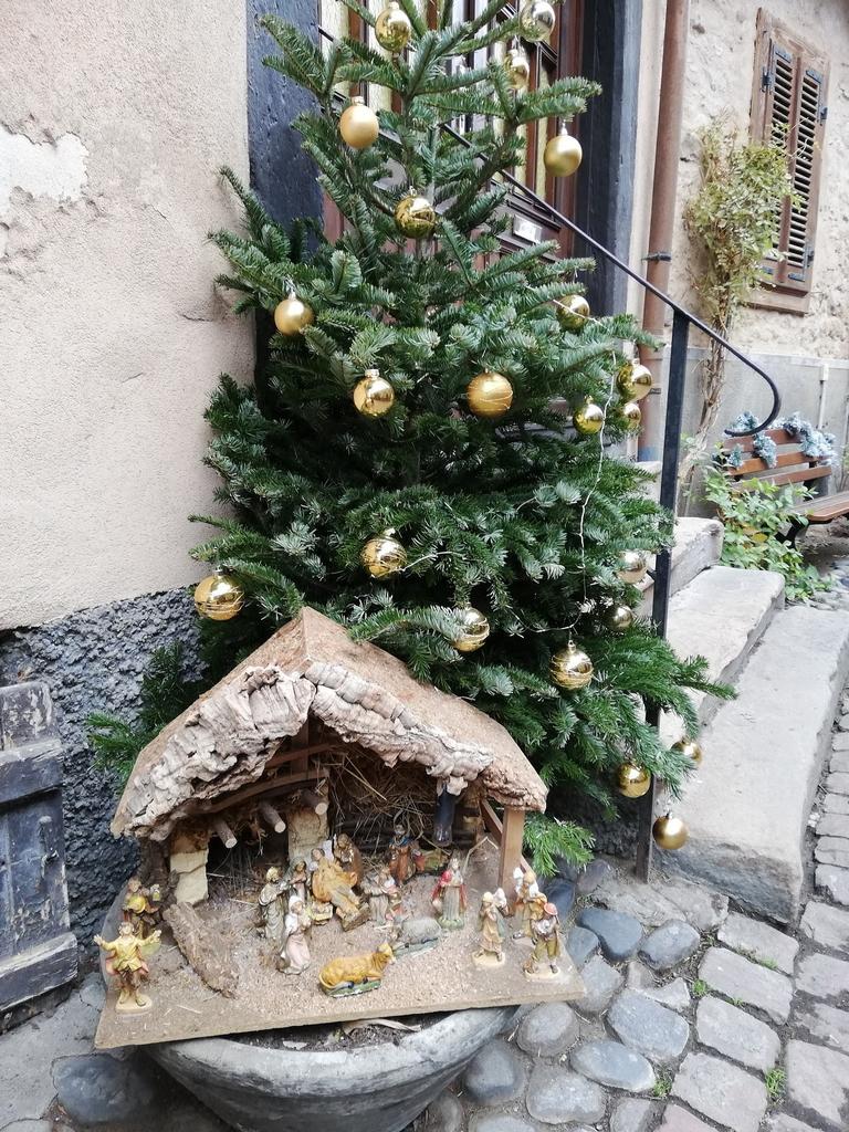 クリッペ(キリスト誕生のシーン)