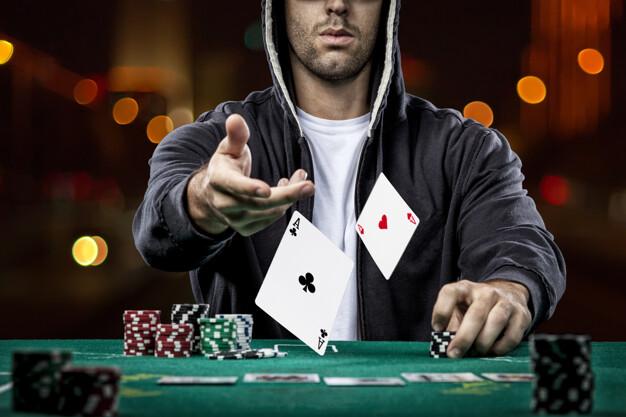 ポーカーブラフ