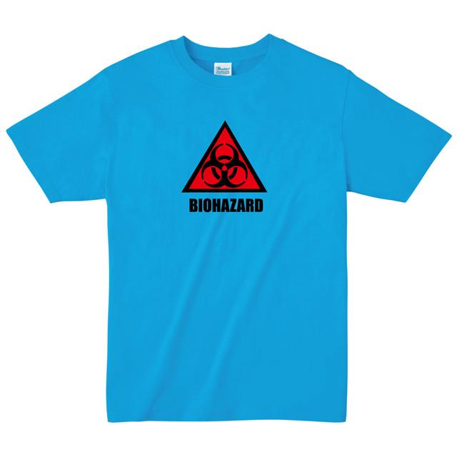 バイオハザード プリントTシャツ オリジナル 受注生産 ファッション 通販