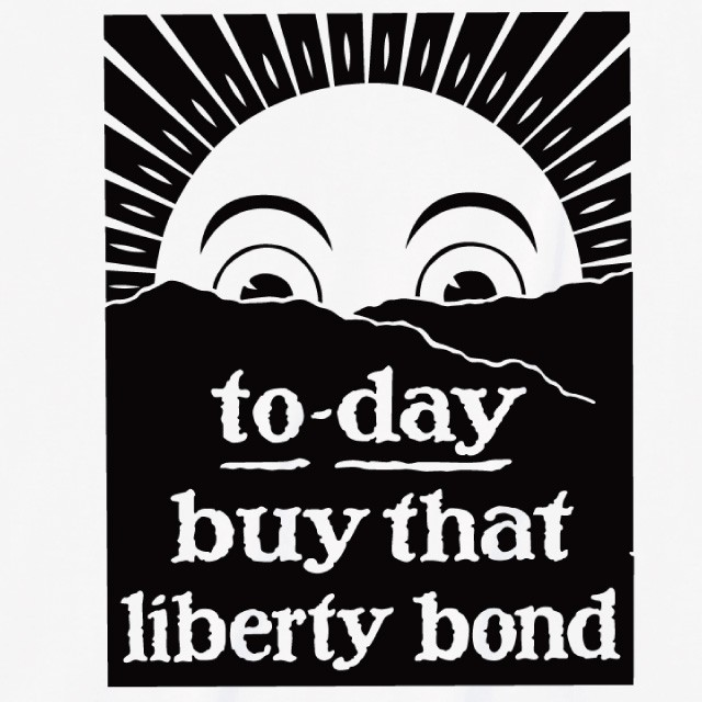 Today buy that liberty bond Tシャツ
