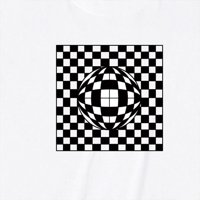 錯覚柄Tシャツ
