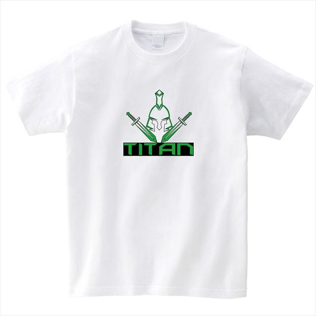 チームロゴ風tシャツ
