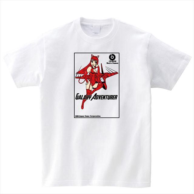 ゲームパッケージ風プリントTシャツ おもしろ キャラクター レディース メンズ
