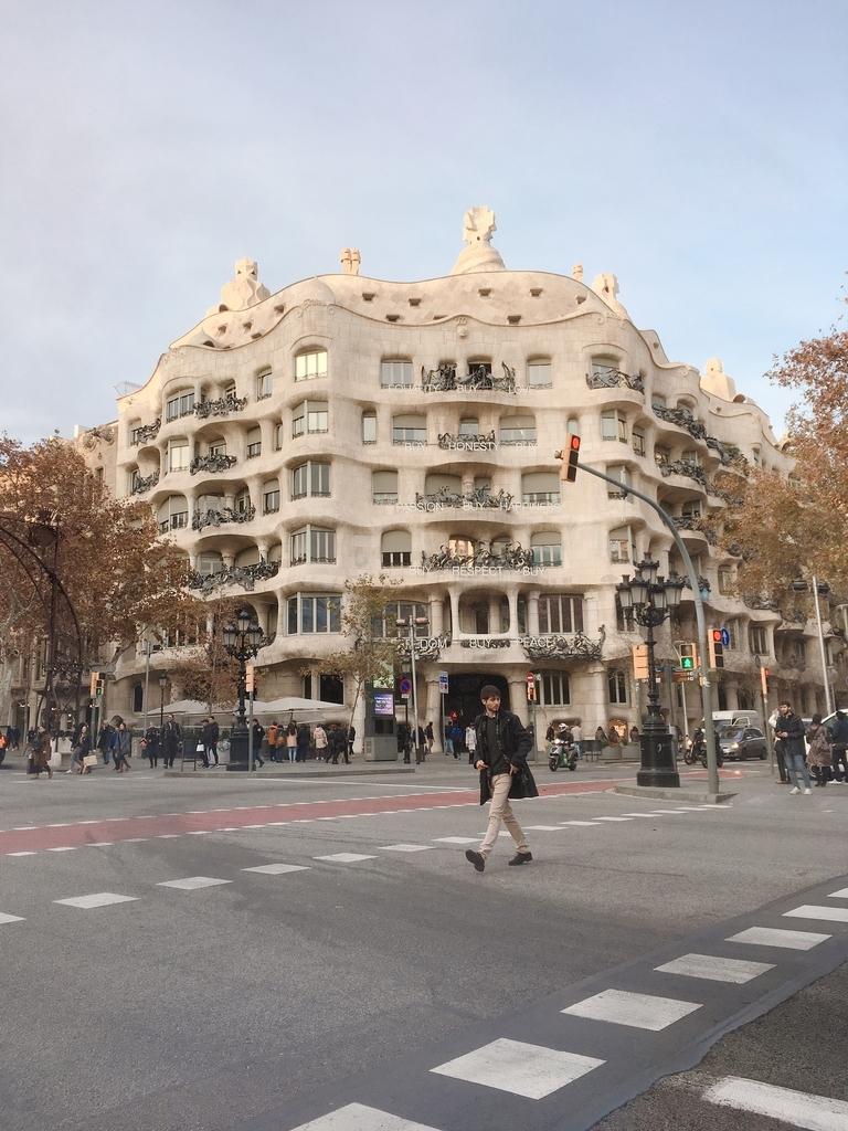 カサミラ バルセロナ スペイン