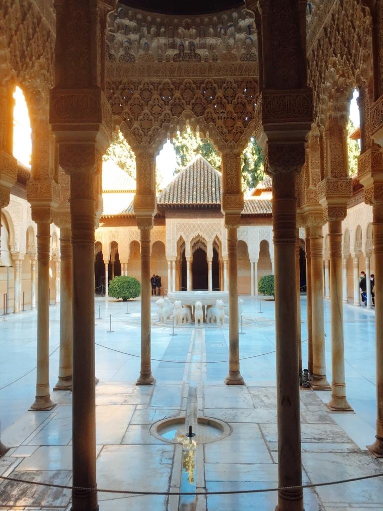 ナスル宮殿 アルハンブラ宮殿
