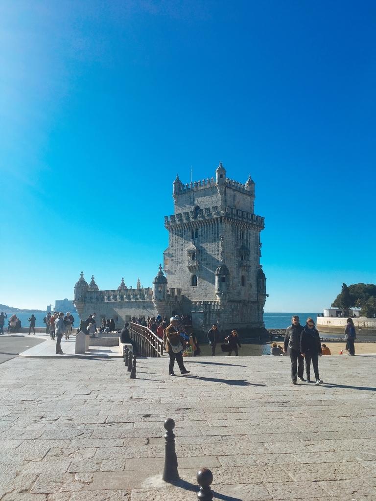 ベレンの塔 リスボン