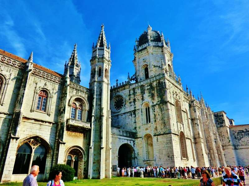 ジェロニモス修道院 リスボン