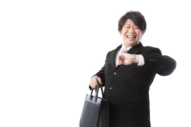 「タイム・イズ・マネー!」と豪語する投資顧問