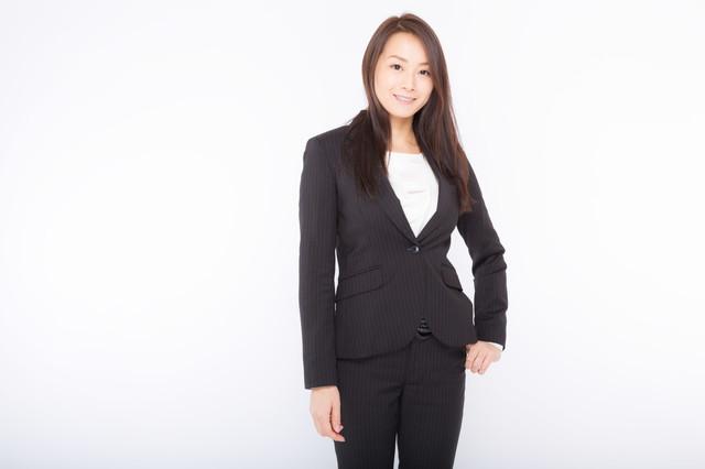 役員クラスぽい女性のプロフィール写真