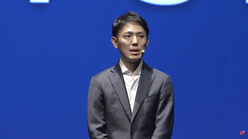株式会社メルペイ代表取締役 青柳直樹氏
