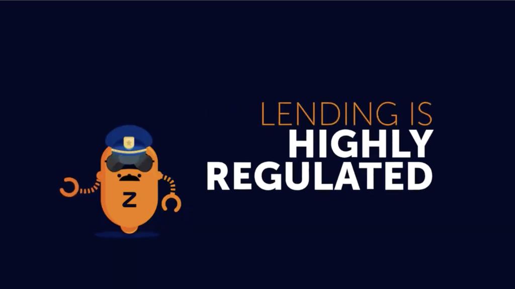 融資には多くの規制がある