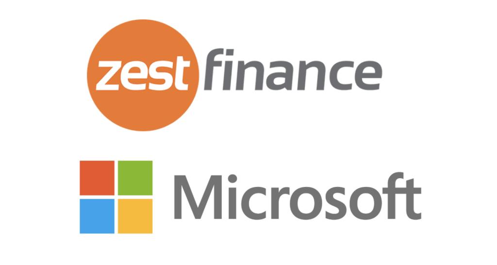 ZestFinance はマイクロソフトと戦略的パートナーシップを結んだ