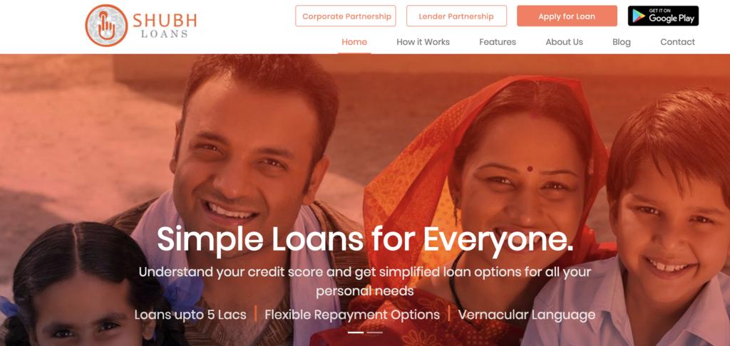 インドのシュブローンは underbanked or unbanked 向けの信用スコアを提供する