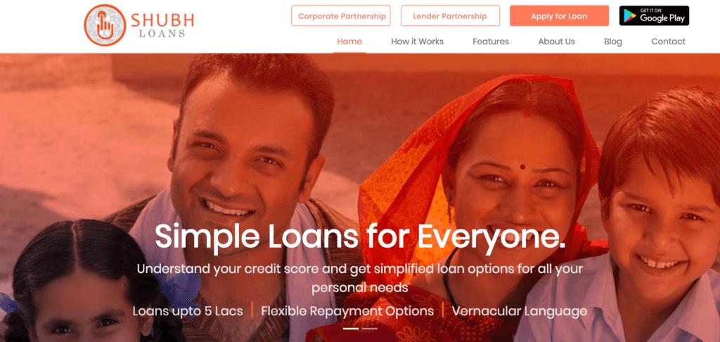 インドのシュブローンズは underbanked or unbanked 向けの信用スコアを提供する