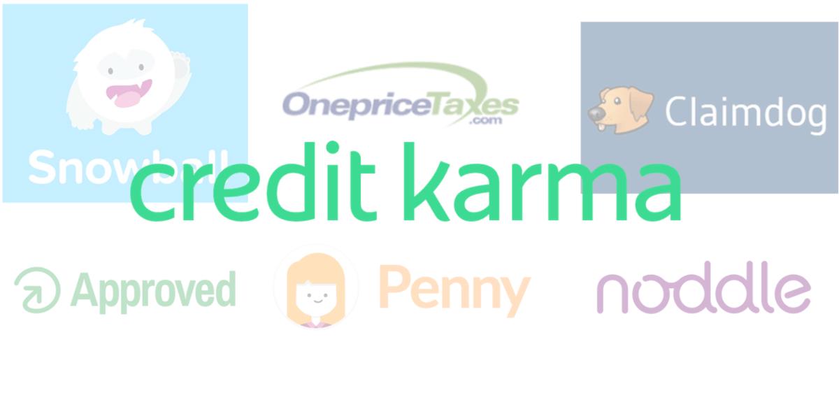 Credit Karma が買収した6社