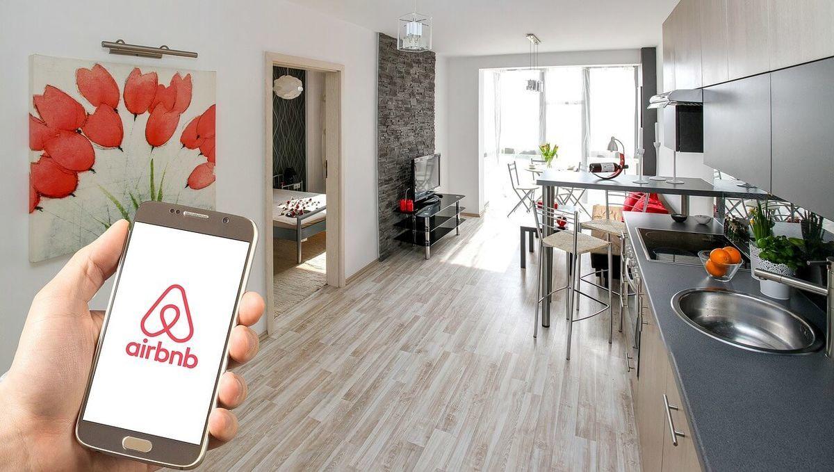 Airbnb では芝麻信用のスコアにより信用を相手に伝えることができる