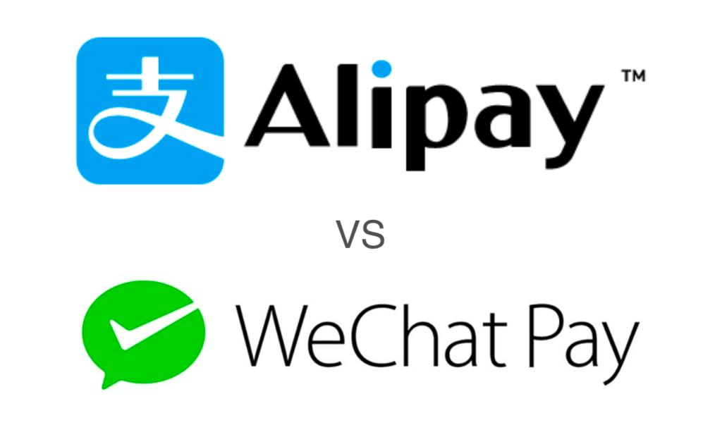 アリペイとWeChat Payの決済覇権争い