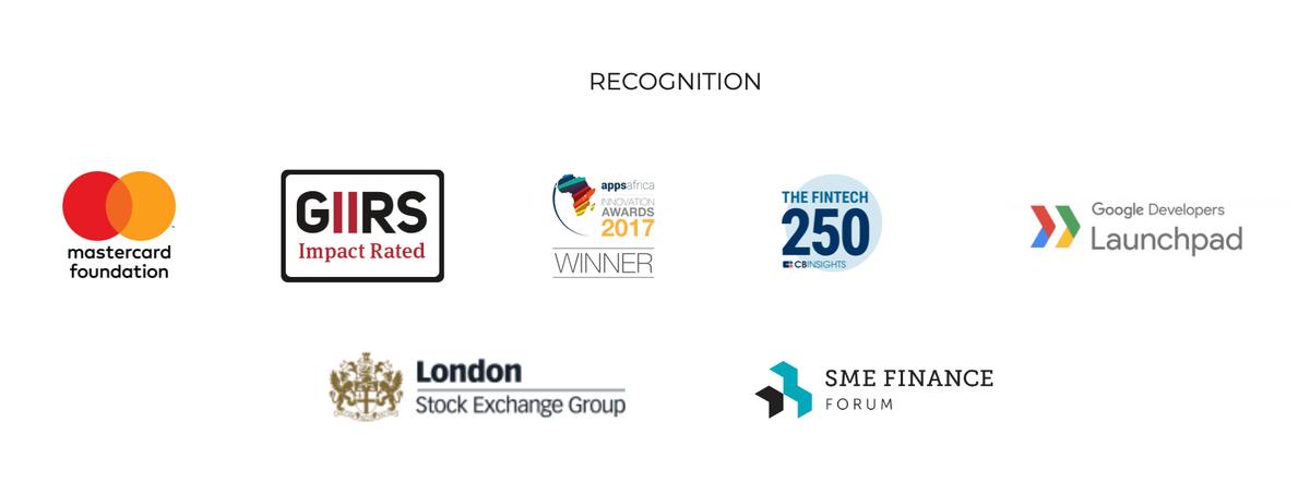 JUMOは Google Developers Launchpad など様々な賞を受賞している