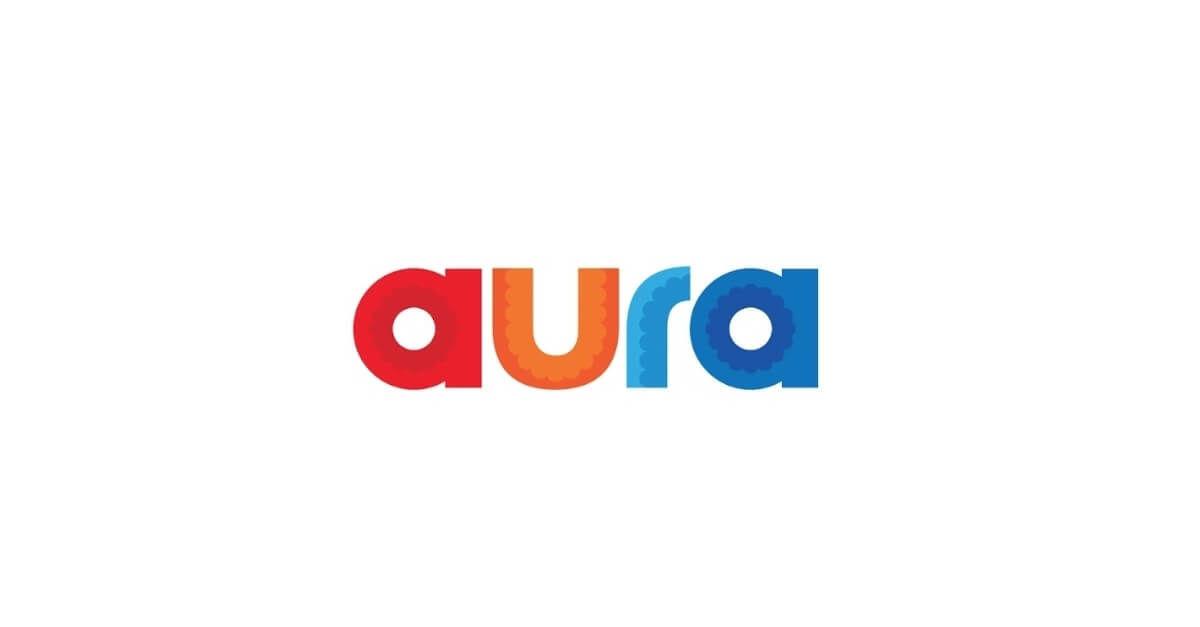Aura 企業ロゴ