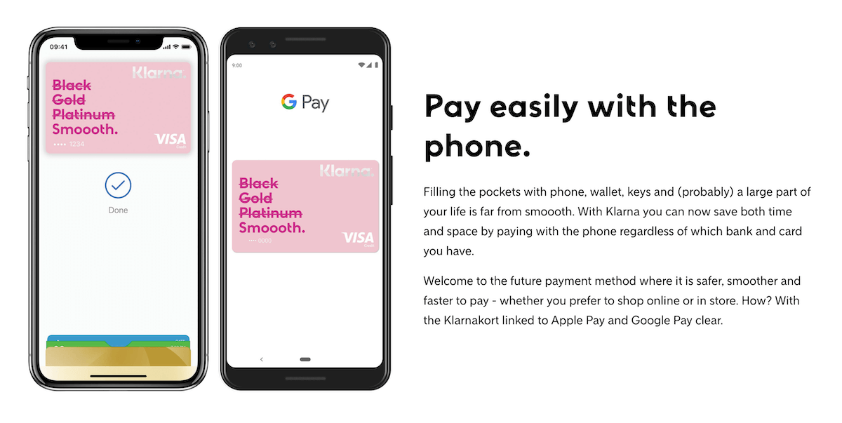 Apple Pay、Google Pay への対応も