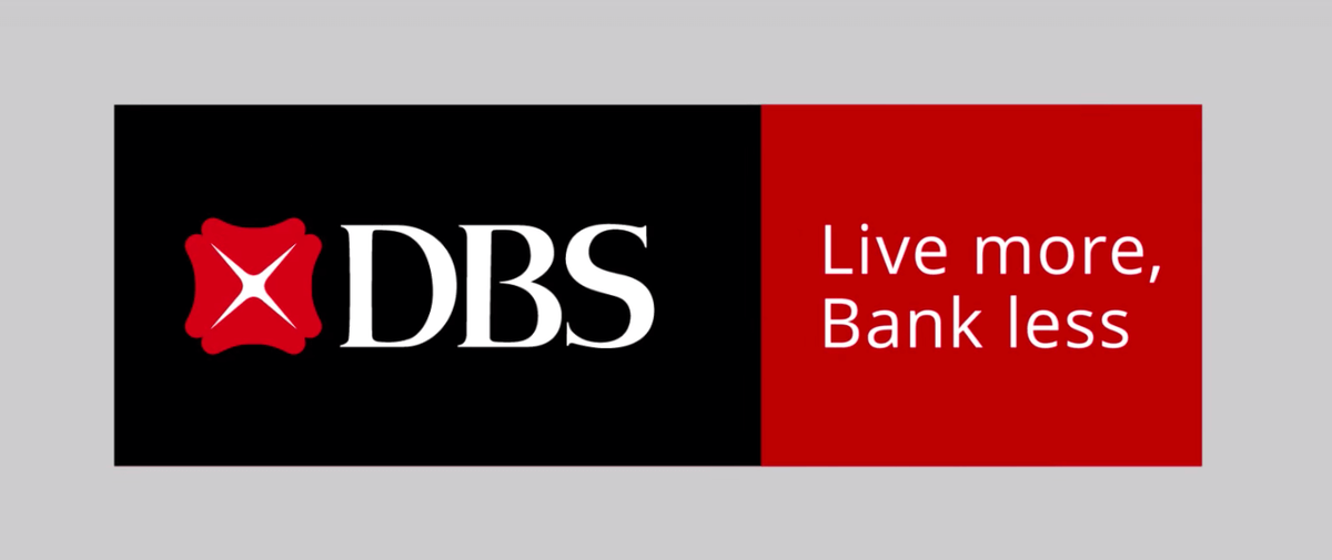 DBS銀行の新ミッション「Live more, Bank less」