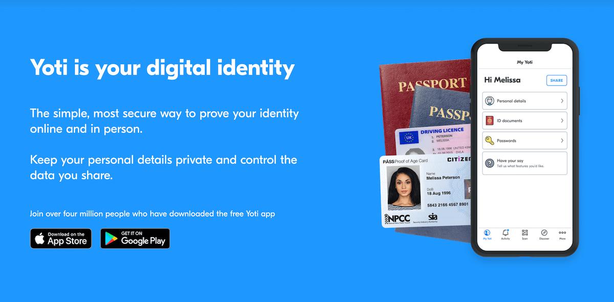 デジタルID「Yoti」によるアイデンティティ証明の仕組みとビジネスモデル