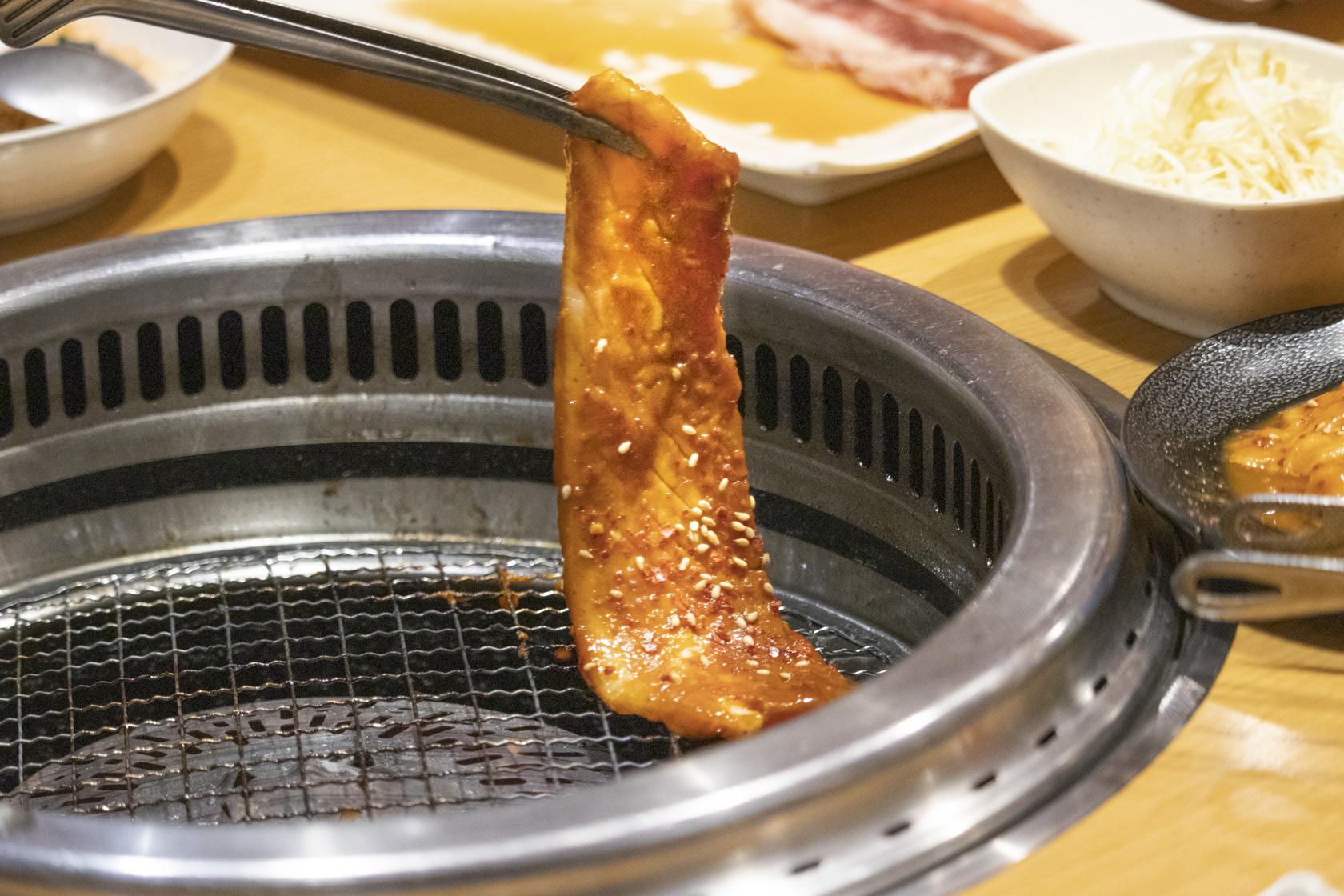 松阪名物 味噌だれ焼肉 厚切りドルチェポルコ