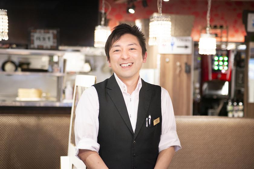 「俺の焼肉 銀座9丁目」 店長 井澤さん