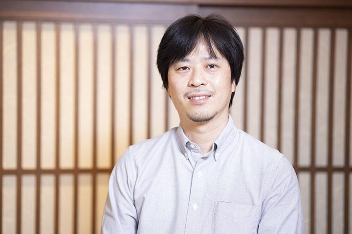 新業態開発・メニュー開発を担当する宮田真介さん