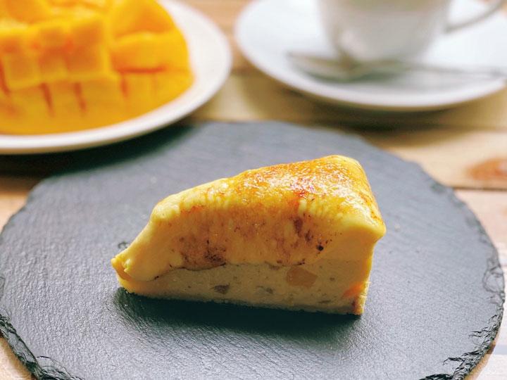 香るチーズケーキ(マンゴー)