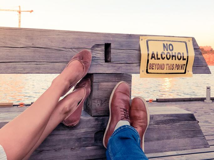 若者のアルコール離れ