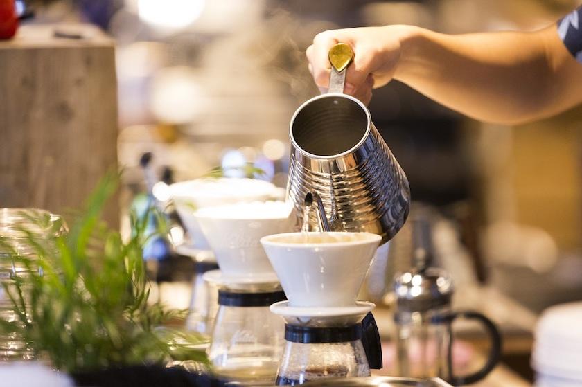 コナズ珈琲のこだわり自家焙煎コーヒー