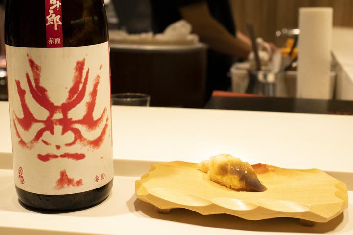 寿司とワイン サンチャモニカ